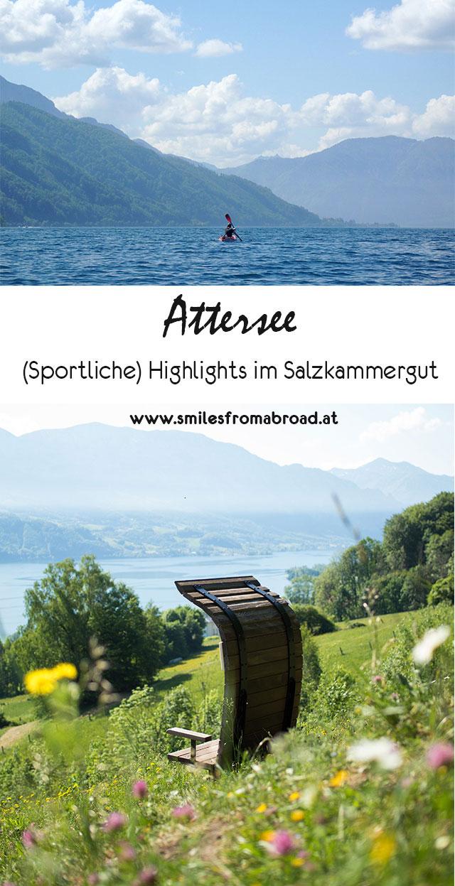 attersee pinterest4 - Meine Highlights in der Region Attersee Salzkammergut