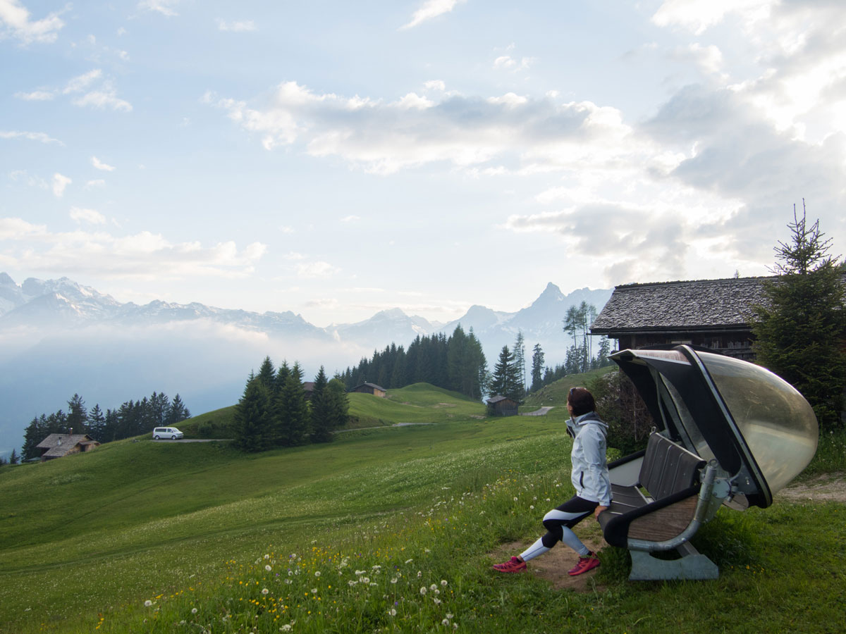 Wandern Montafon in Vorarlberg