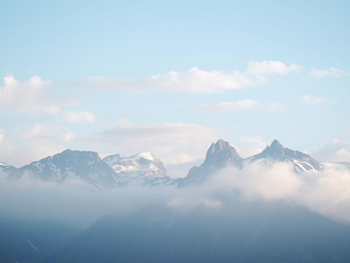 Bartholomäberg Montafon in Vorarlberg