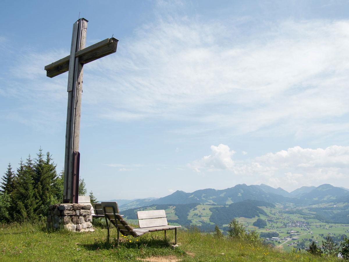 Bregenzerwald Vorarlberg wandern
