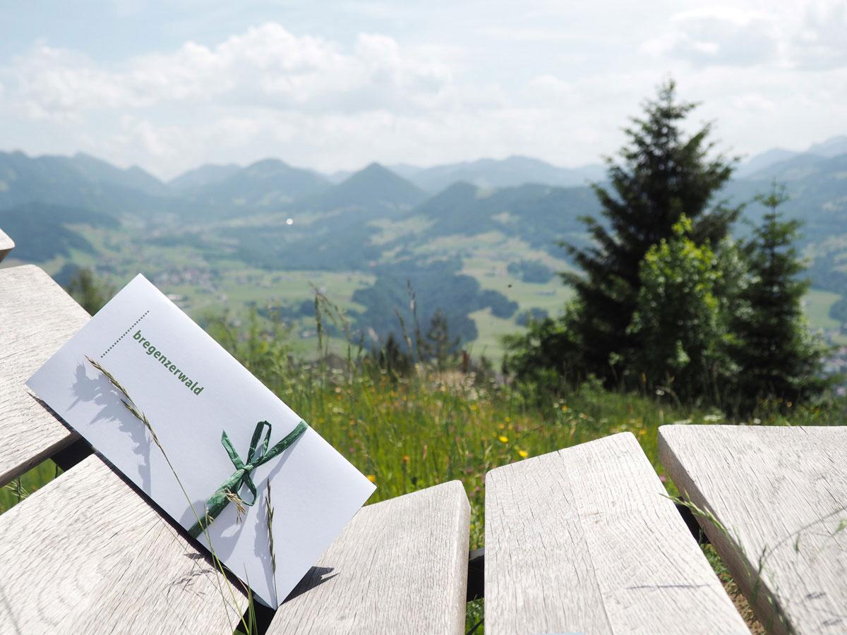 Kulinarisch wandern im Bregenzerwald