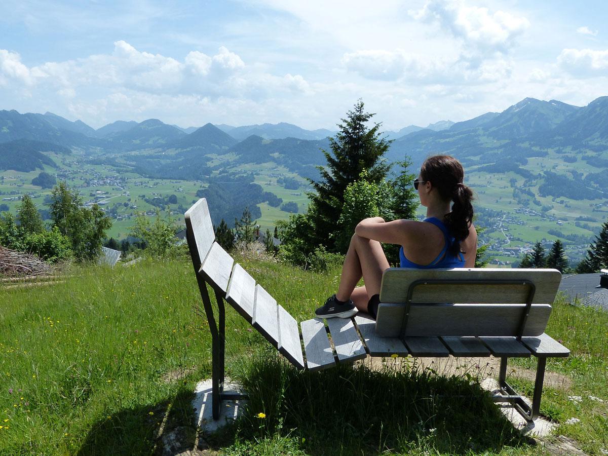 Vorarlberg wandern