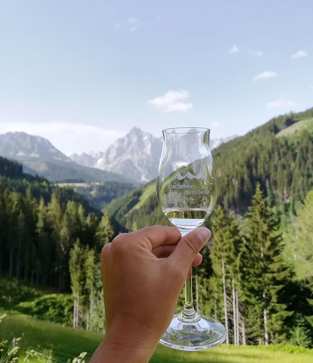 Dachstein Destillerie Salzburg