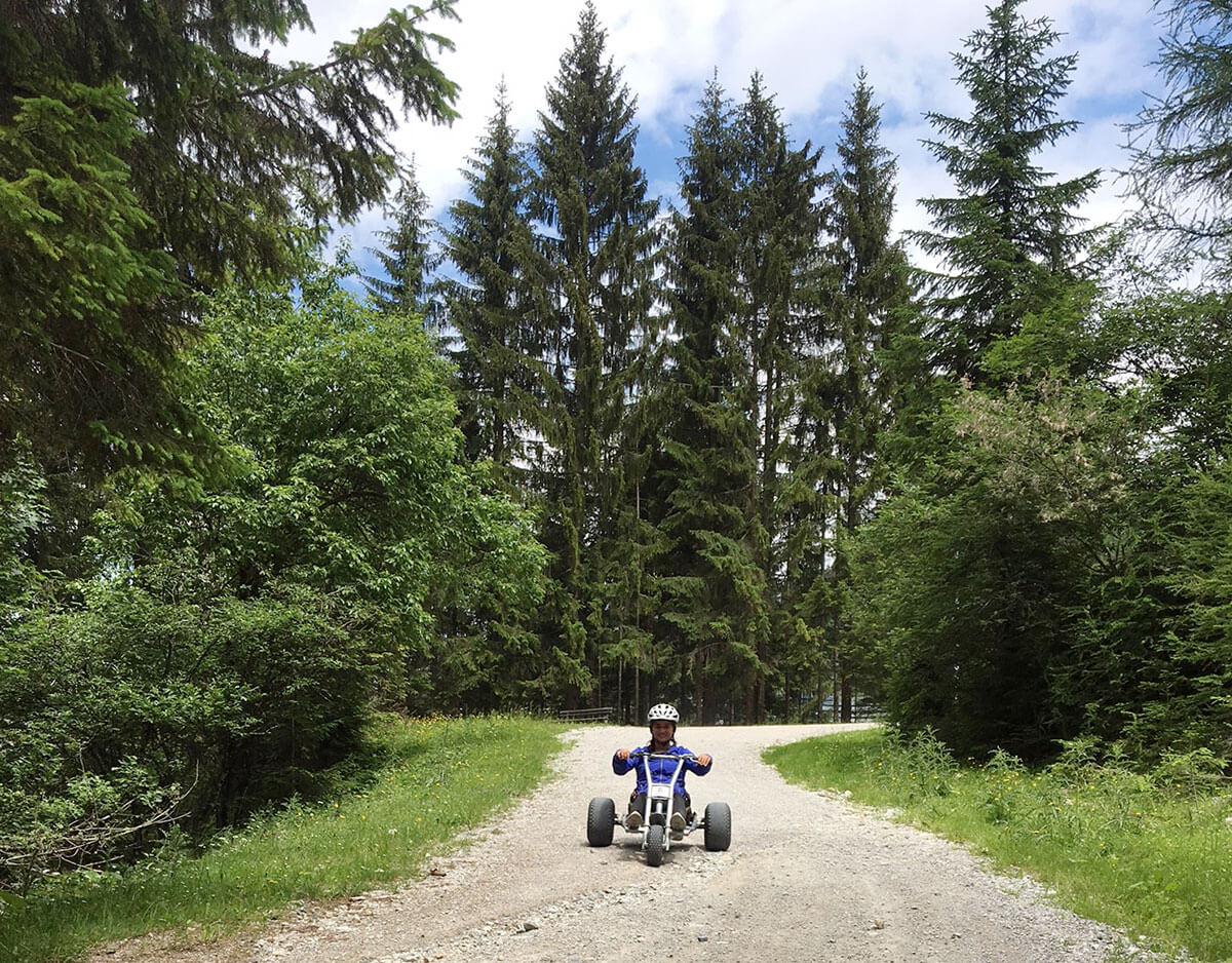 mountaincart salzburg - Highlights im Salzburgerland - Aktivitäten und Sehenswertes in der Salzburger Sportwelt