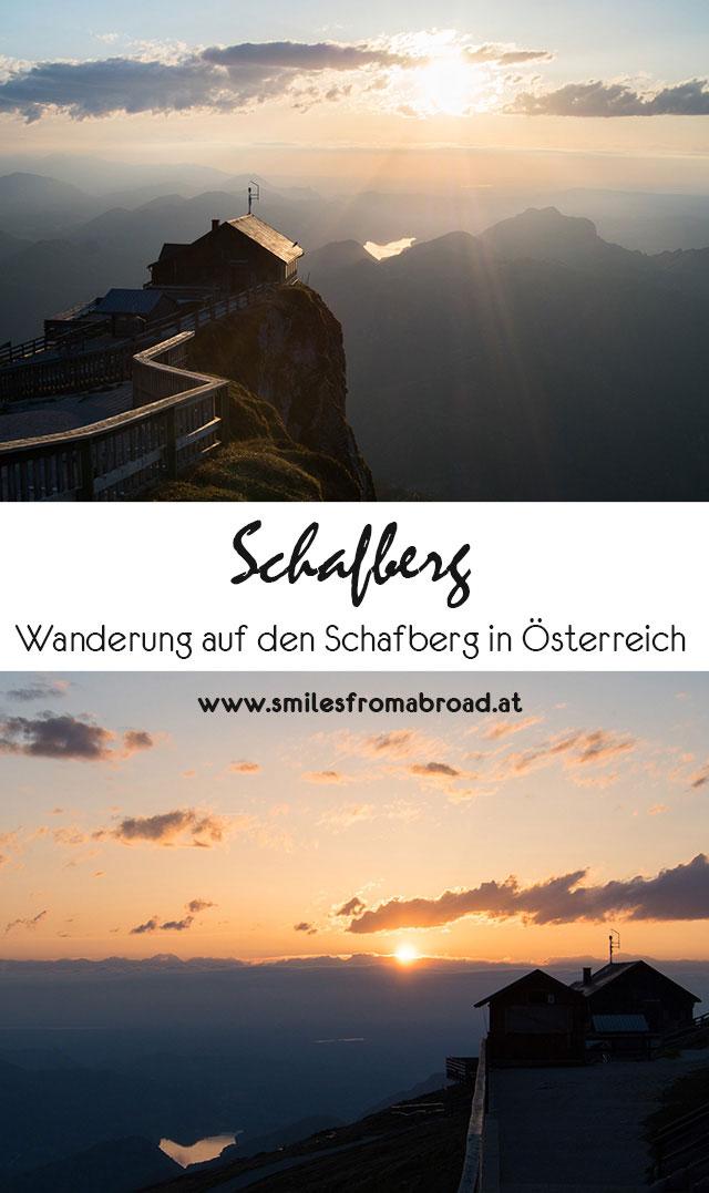 schafberg pinterest2 - Wandern auf den Schafberg beim Wolfgangsee