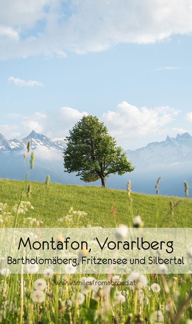 montafon pinterest2 - Montafon in Vorarlberg entdecken - Von Bartholomäberg über den Fritzensee bis ins Silbertal