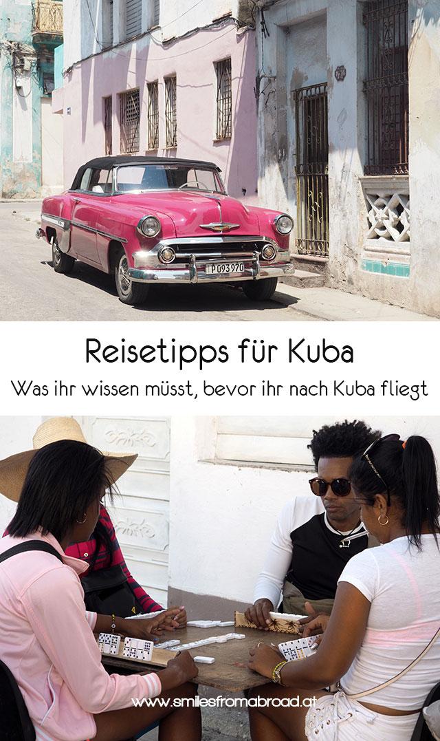 pinterest kuba reisetipps2 - Wissenswertes zu Kuba als Reiseland