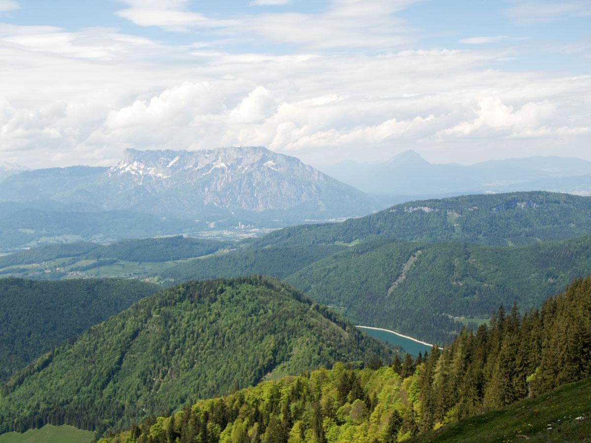Ochsenberg Hintersee Fuschlsee Salzkammergut