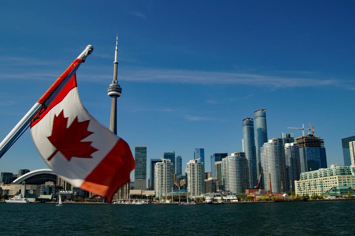 Fotospots Ost Kanada Skyline Toronto - Blogger zeigen ihre Lieblings Fotospots auf Reisen - Blogparade