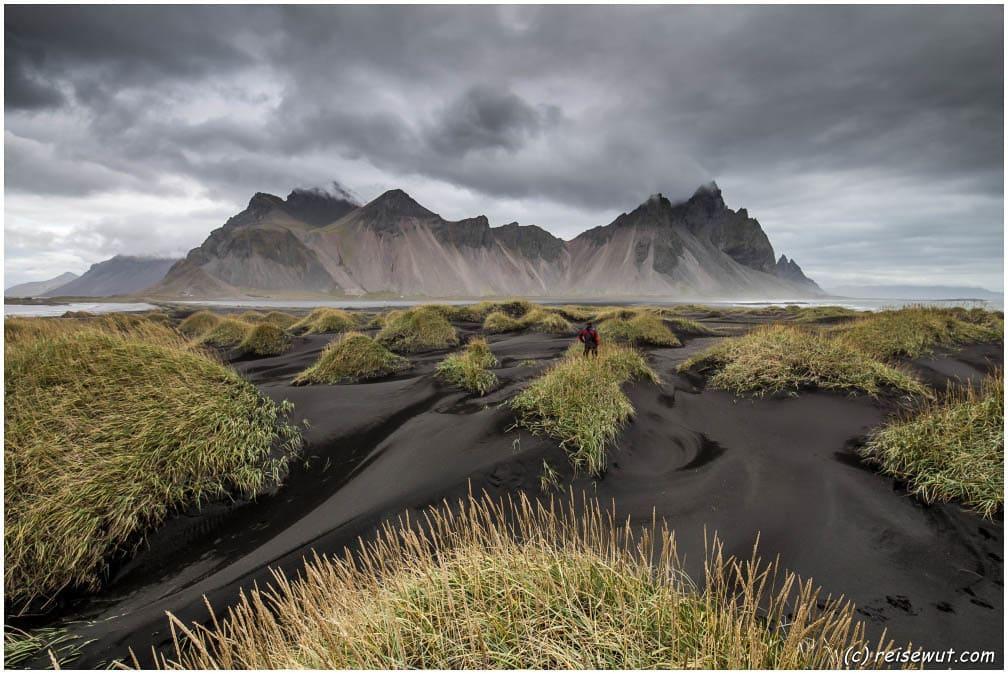 Stokksness Iceland all alone - Blogger zeigen ihre Lieblings Fotospots auf Reisen - Blogparade