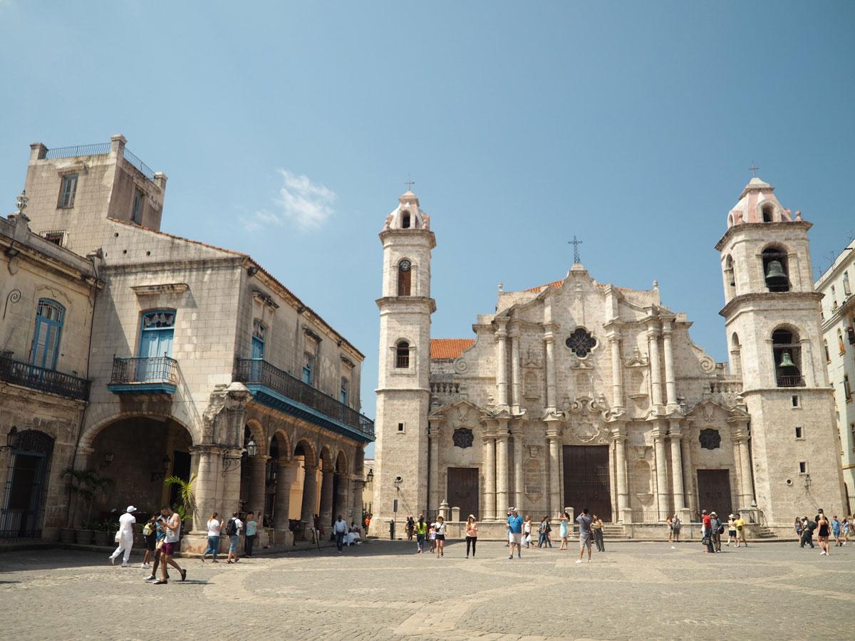 Havanna Sehenswertes Altstadt
