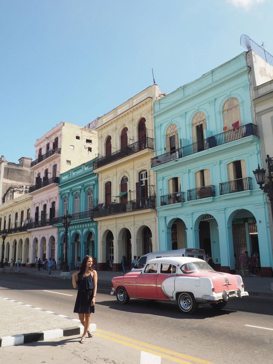 Reiseguide Havanna schönste Straßen