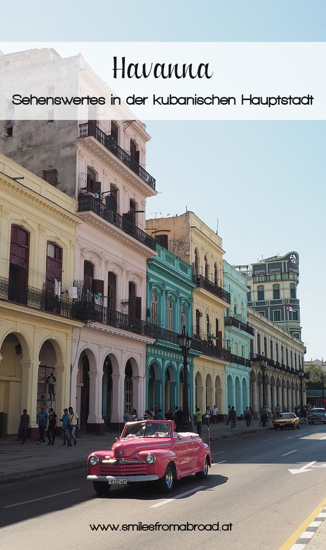 pinterest havanna - Sehenswertes in Havanna & Warum die Stadt und ich nicht wirklich warm wurden
