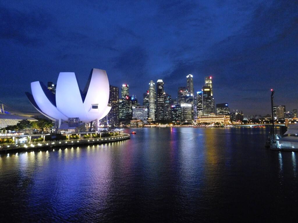 singapur - Blogger zeigen ihre Lieblings Fotospots auf Reisen - Blogparade