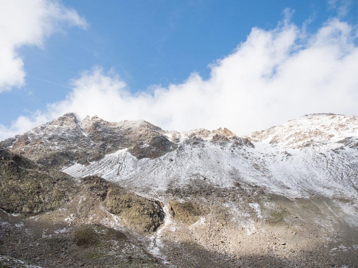 02 pitztal kaunergrathuette 2 - (Deutsch) Hochalpine Tour von der Kaunergrathütte auf die Verpeilspitze