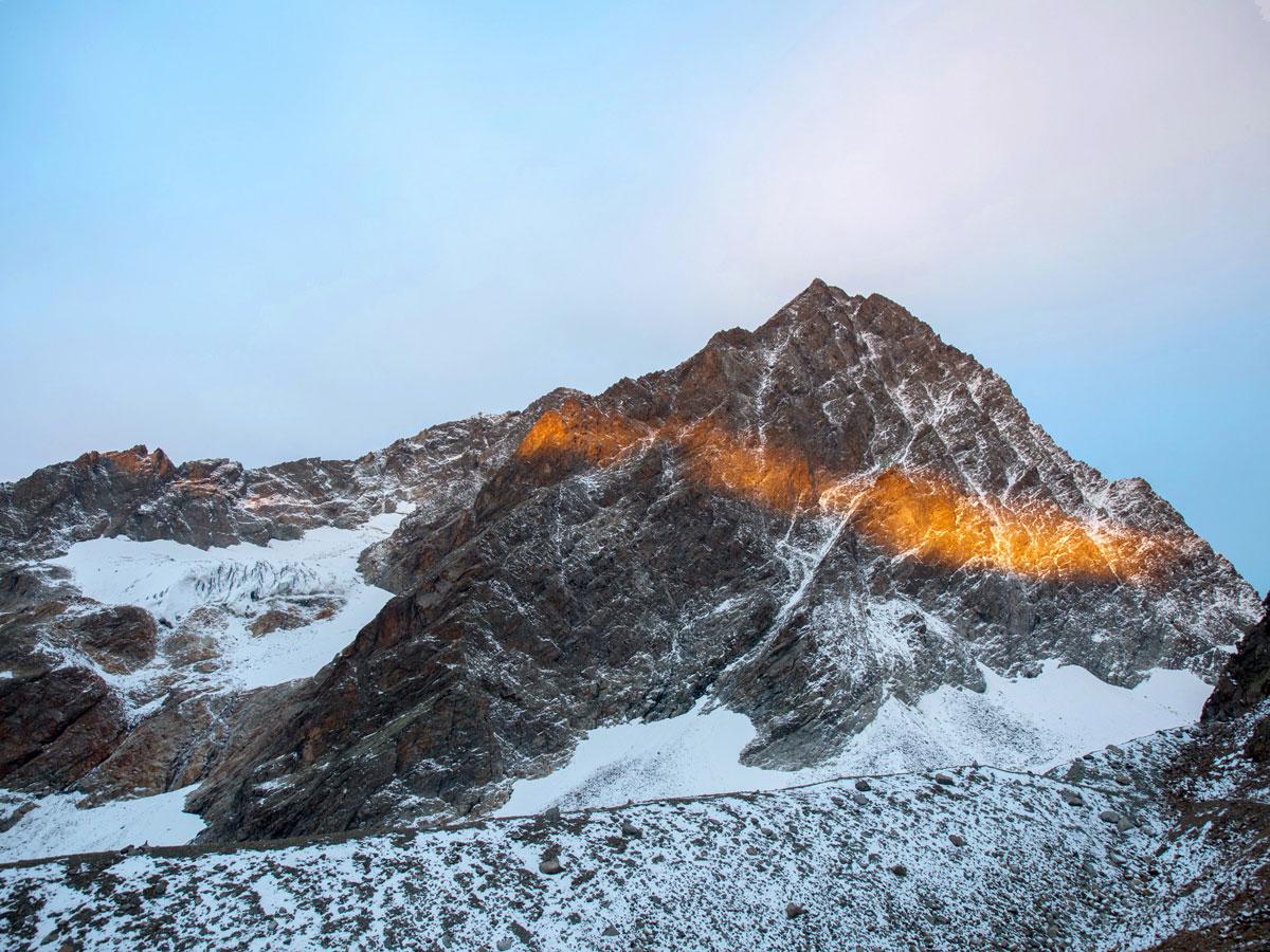 02 pitztal kaunergrathuette 25 - (Deutsch) Hochalpine Tour von der Kaunergrathütte auf die Verpeilspitze