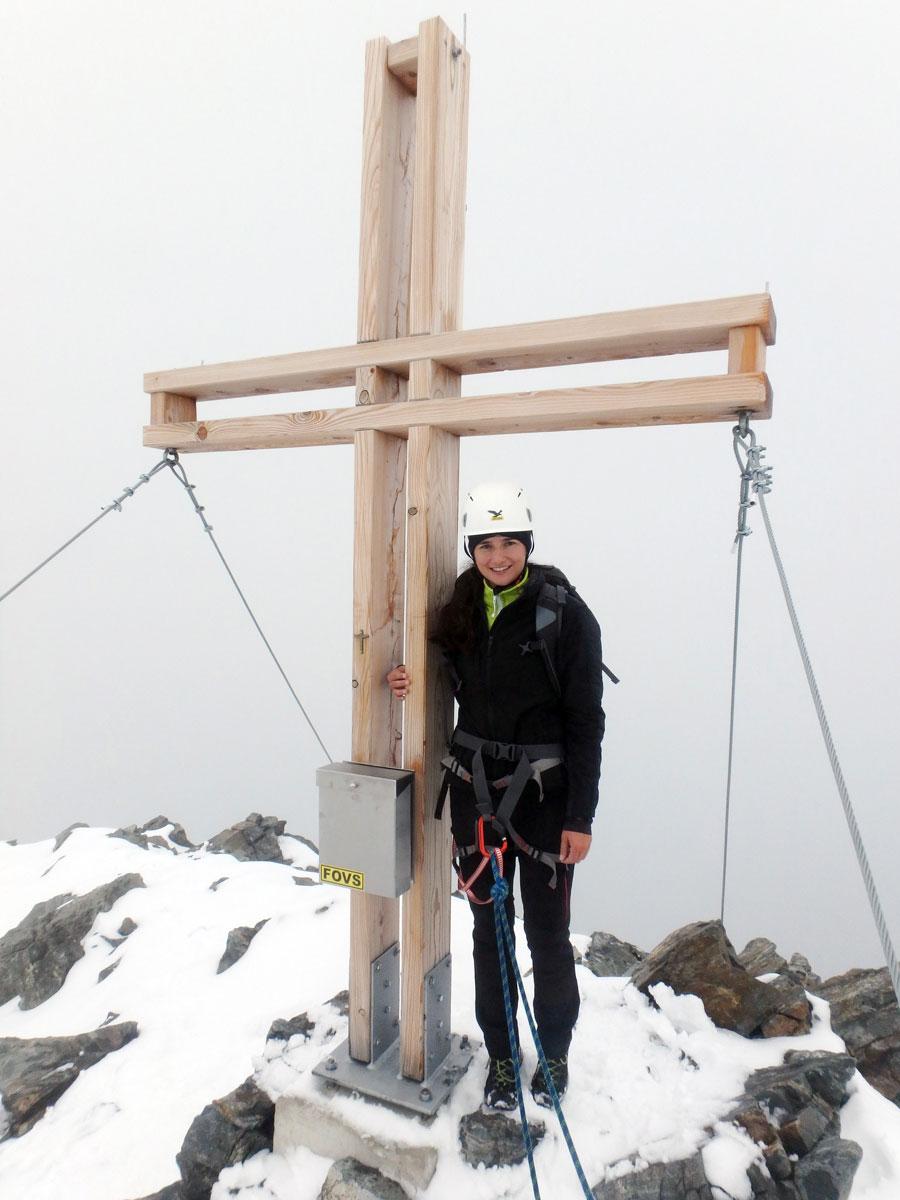 02pitztal verpeilspitze 10 - (Deutsch) Hochalpine Tour von der Kaunergrathütte auf die Verpeilspitze