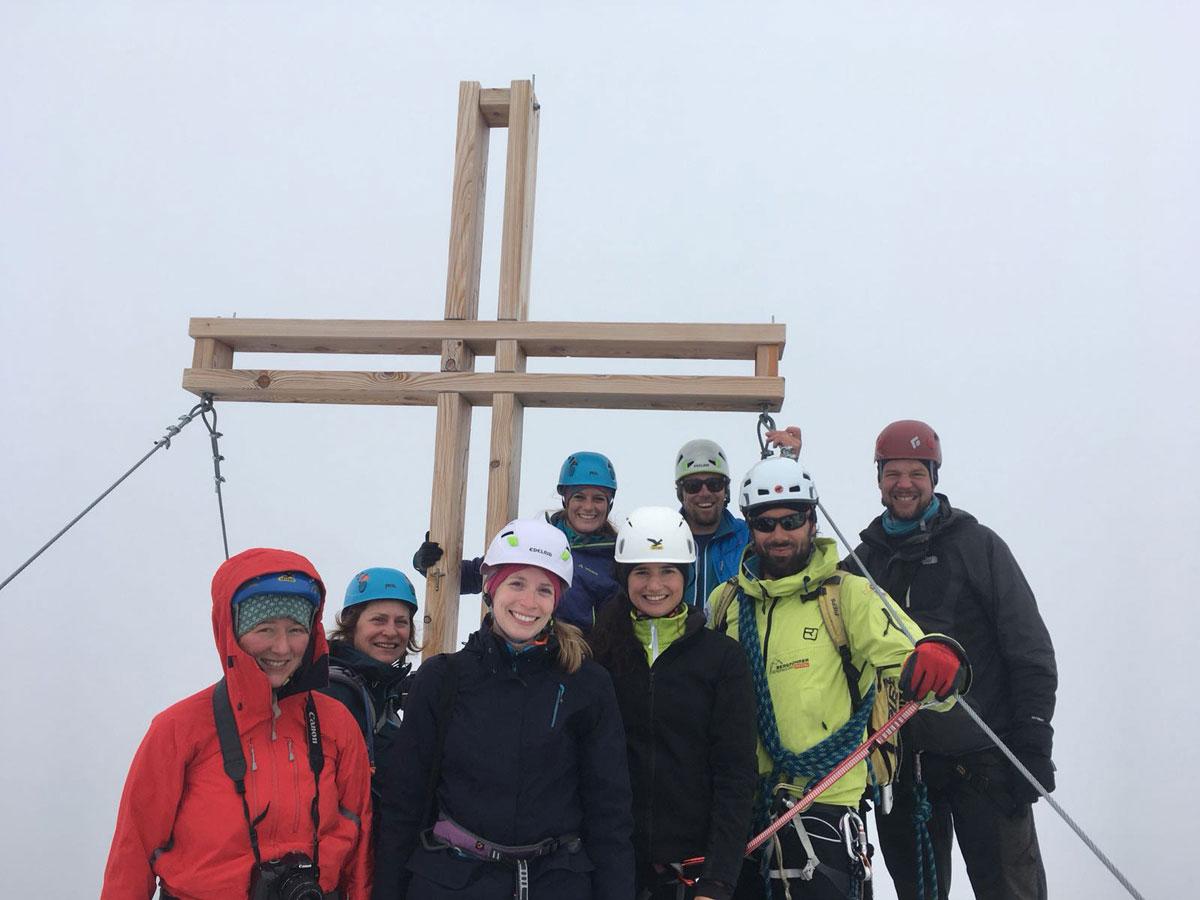 02pitztal verpeilspitze 11 - (Deutsch) Hochalpine Tour von der Kaunergrathütte auf die Verpeilspitze