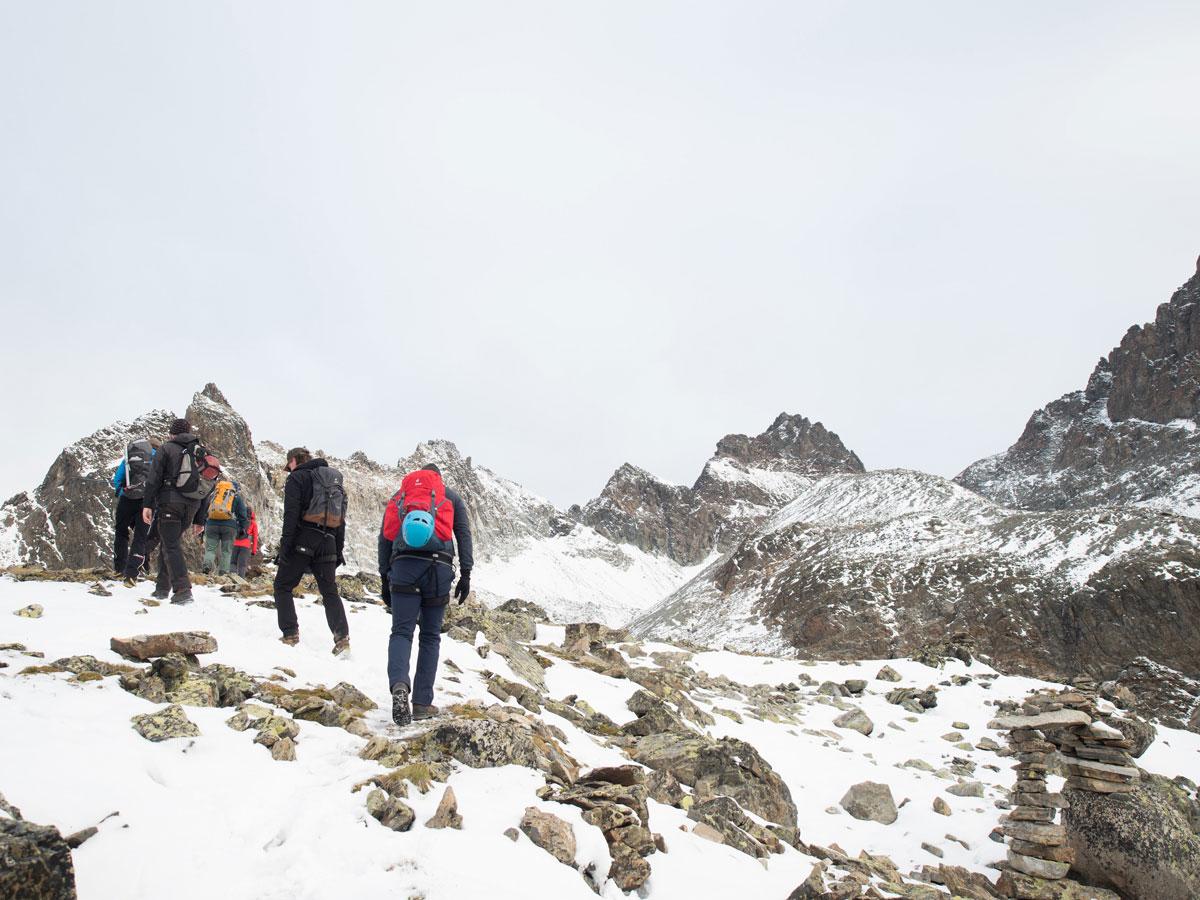 02pitztal verpeilspitze 12 - (Deutsch) Hochalpine Tour von der Kaunergrathütte auf die Verpeilspitze