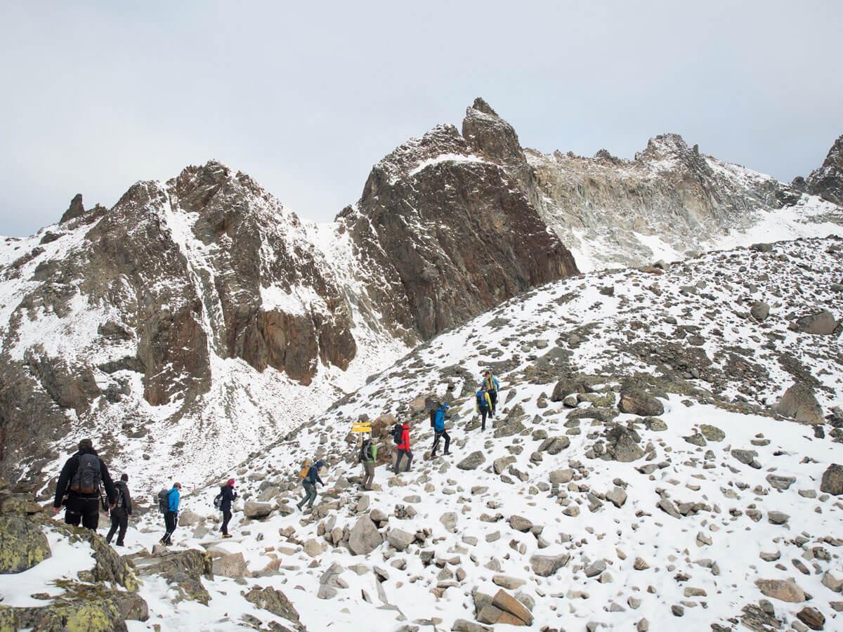 02pitztal verpeilspitze 14 - (Deutsch) Hochalpine Tour von der Kaunergrathütte auf die Verpeilspitze