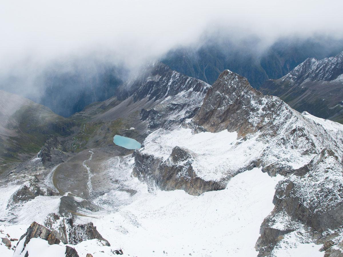 02pitztal verpeilspitze 16 - (Deutsch) Hochalpine Tour von der Kaunergrathütte auf die Verpeilspitze