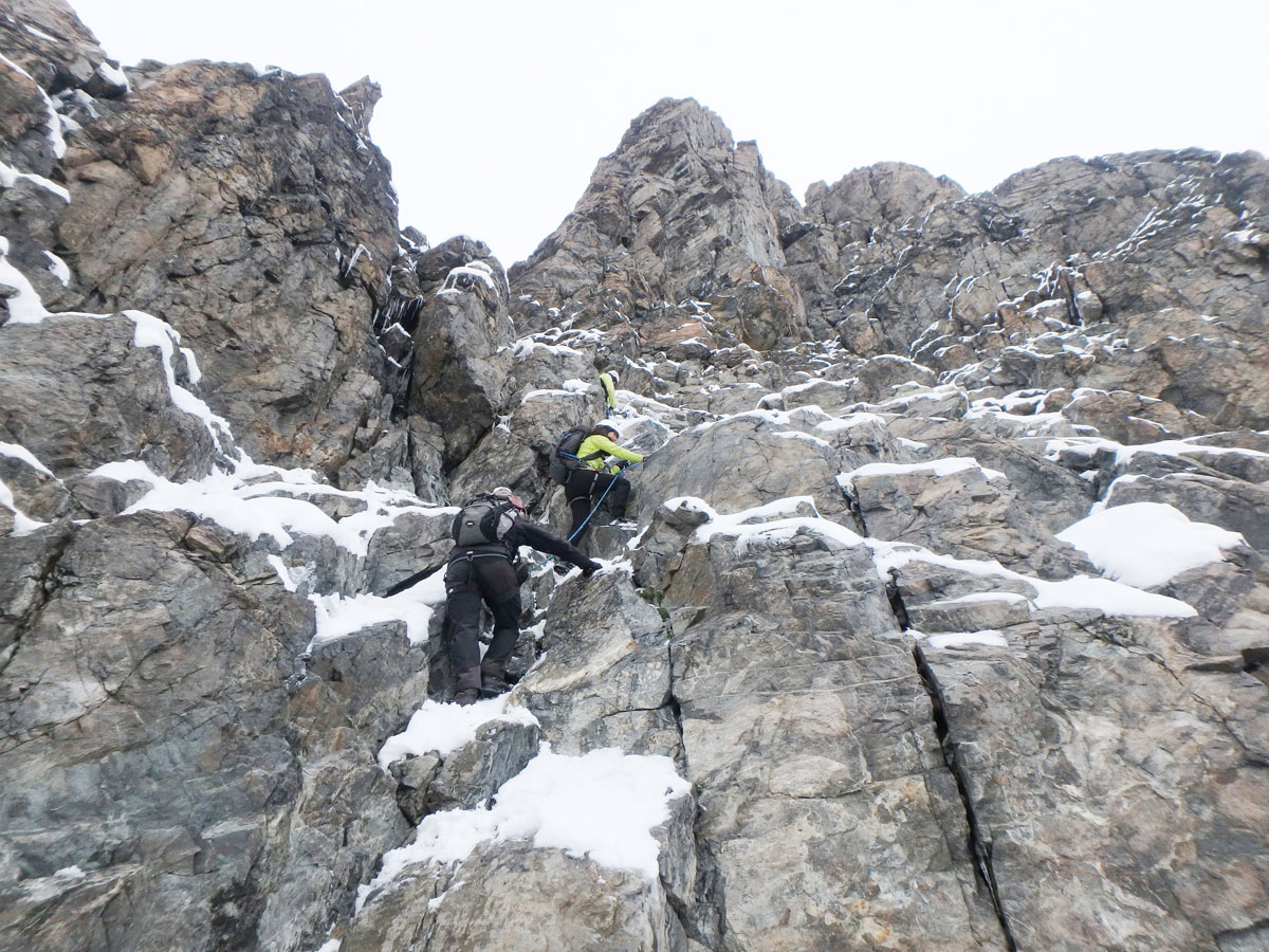 02pitztal verpeilspitze 5 - (Deutsch) Hochalpine Tour von der Kaunergrathütte auf die Verpeilspitze