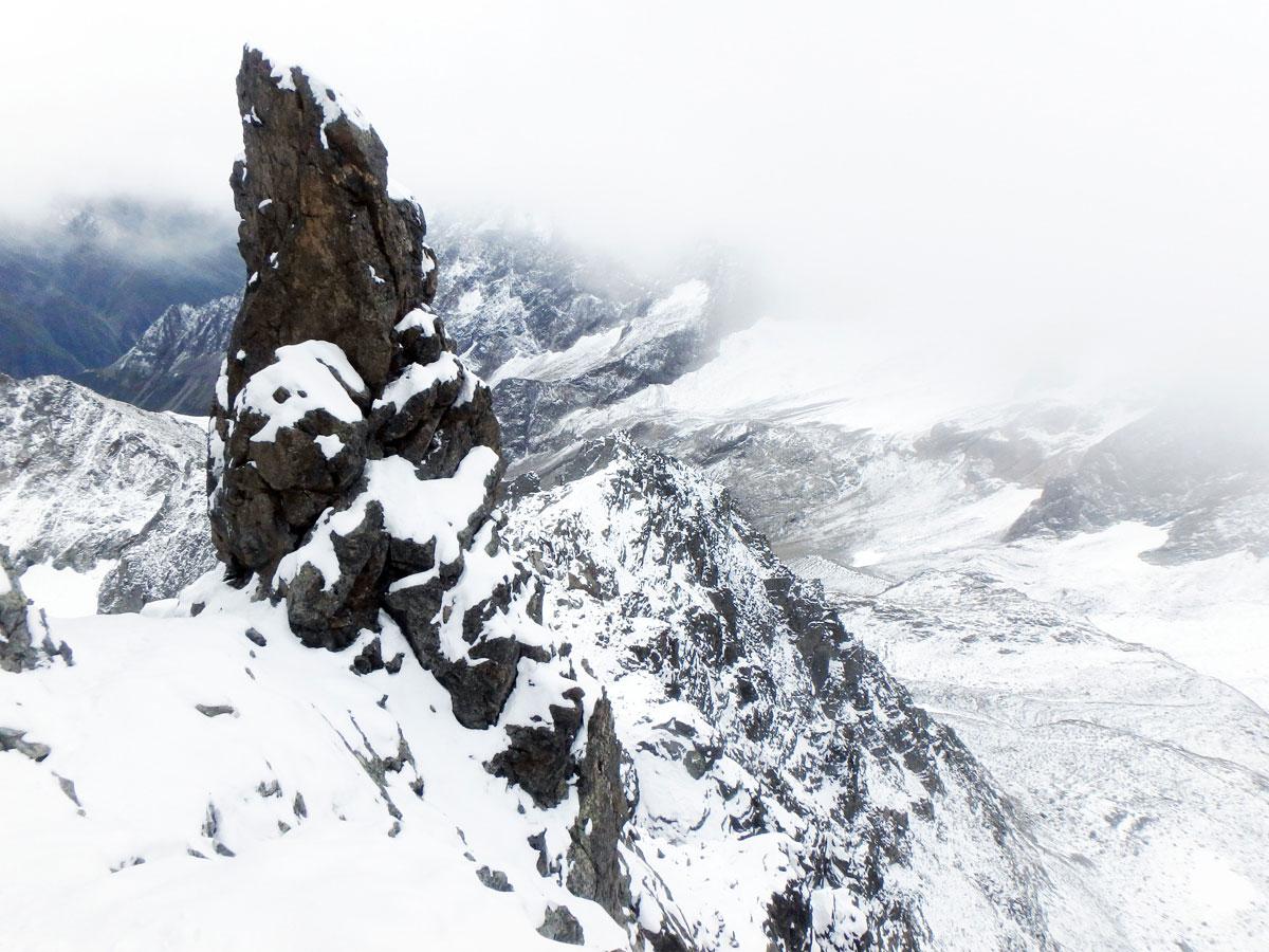 02pitztal verpeilspitze 7 - (Deutsch) Hochalpine Tour von der Kaunergrathütte auf die Verpeilspitze