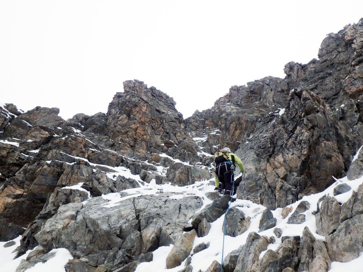 02pitztal verpeilspitze 8 - (Deutsch) Hochalpine Tour von der Kaunergrathütte auf die Verpeilspitze