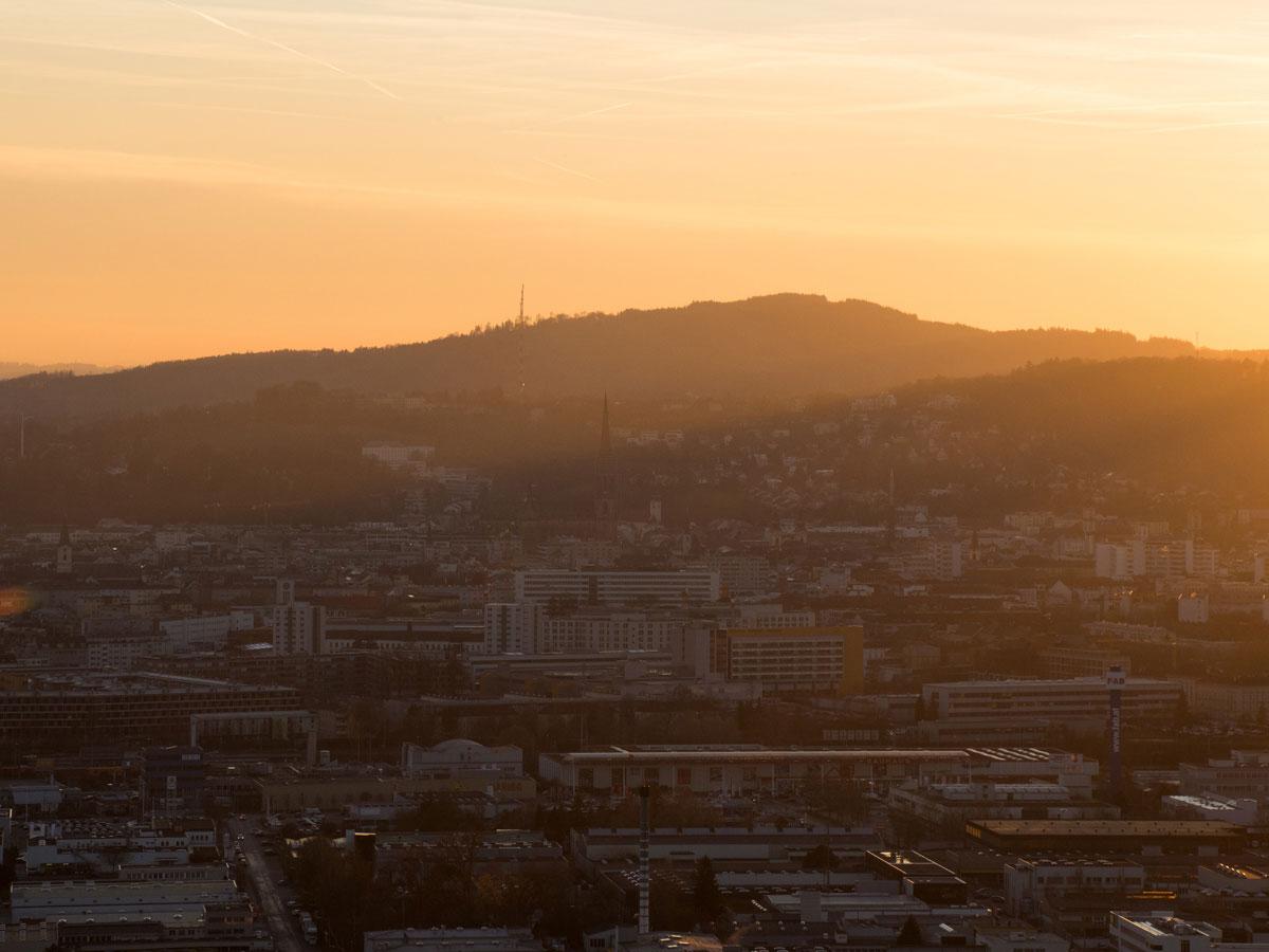 pfenningberg linz wandern 1 - 6 Wander- und Trailrunning Strecken in Linz, Oberösterreich