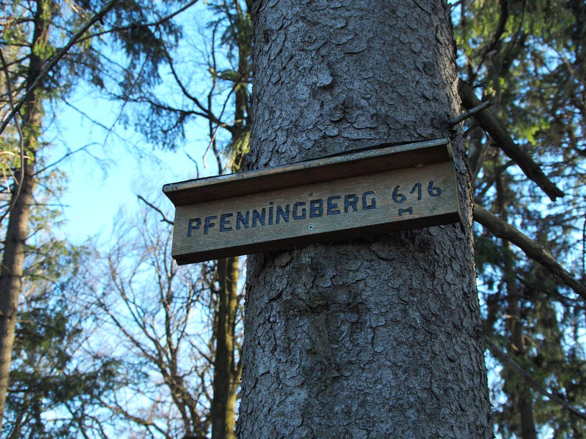 pfenningberg linz wandern 12 - 6 Wander- und Trailrunning Strecken in Linz, Oberösterreich