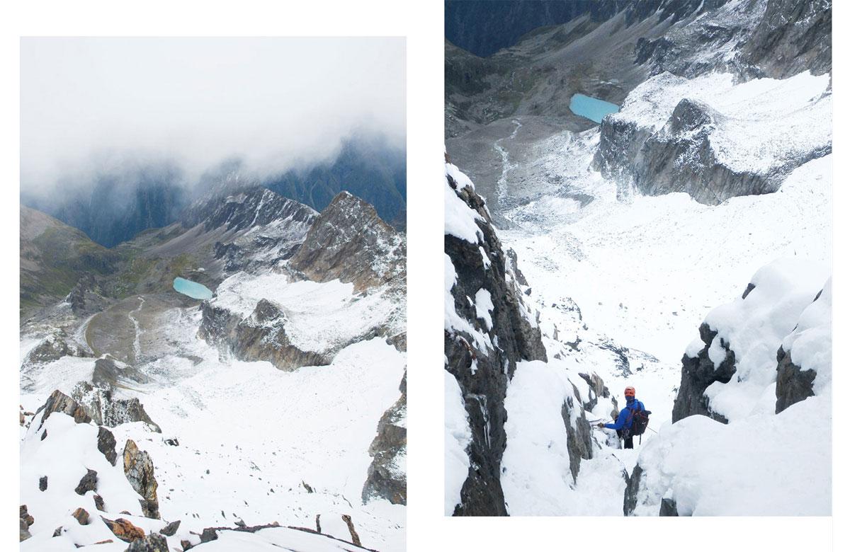 pitztal verpeilspitze - (Deutsch) Hochalpine Tour von der Kaunergrathütte auf die Verpeilspitze