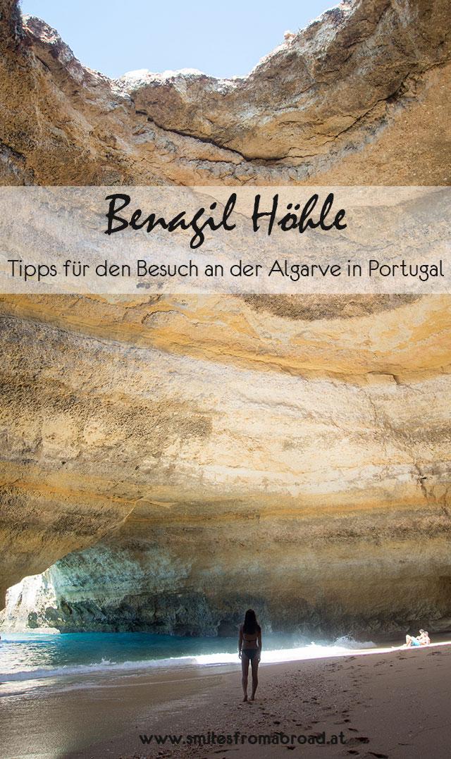 benagil cave - Die Benagil Höhle an der Algarve entdecken