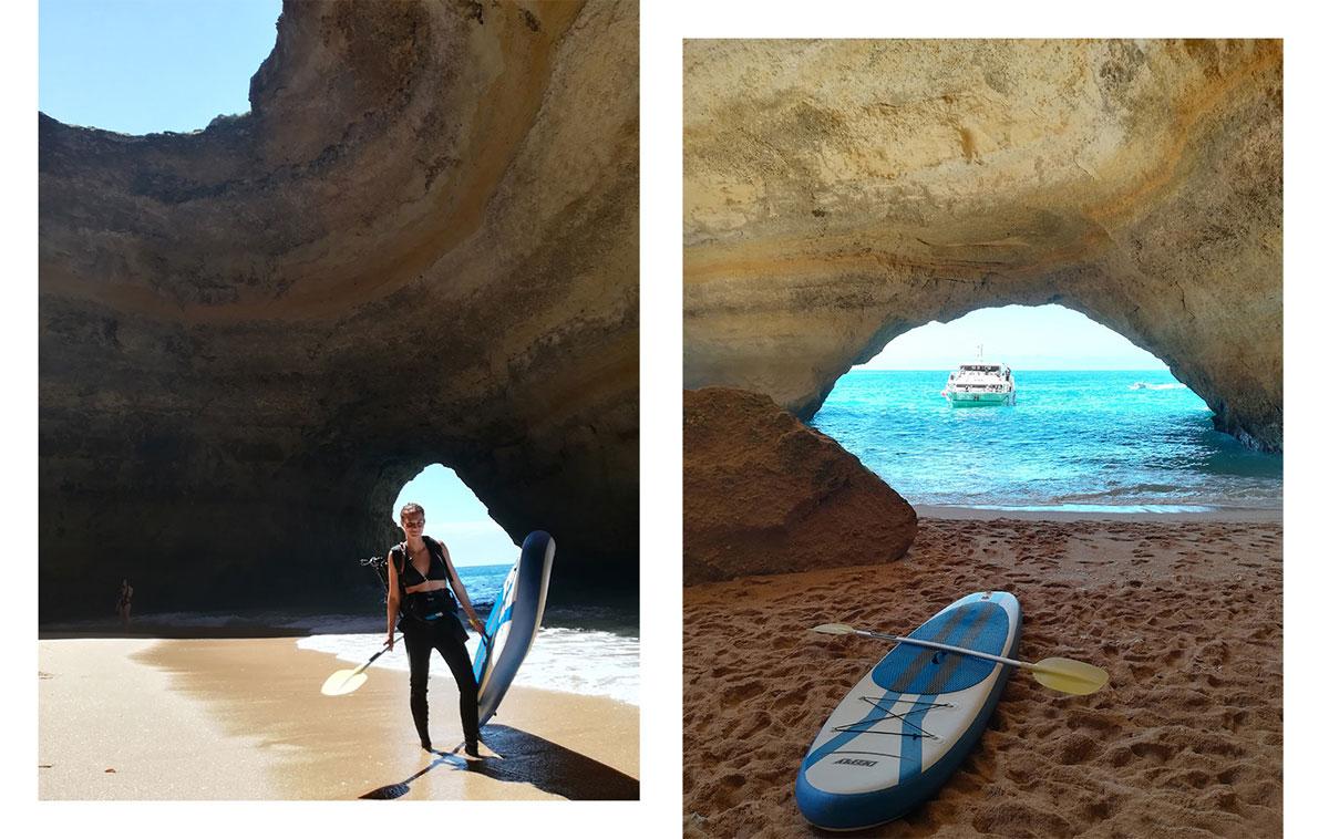 benagil hoehle portugal erkunden 9 - Die Benagil Höhle an der Algarve entdecken