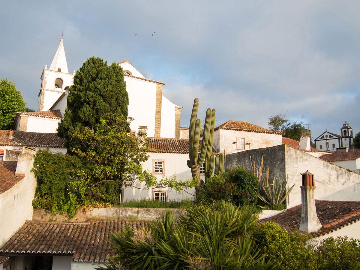 obidos 5 - Portugal Rundreise mit dem Auto - Von Burgen über Klippen - Unsere Reiseroute