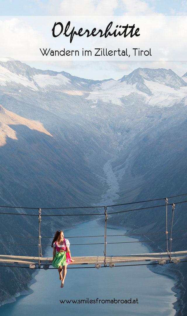 olpererhütte zillertal pinterest1 - (Deutsch) Wanderung zur Olpererhütte im Zillertal - Ein fantastischer Ausblick – Picture Diary