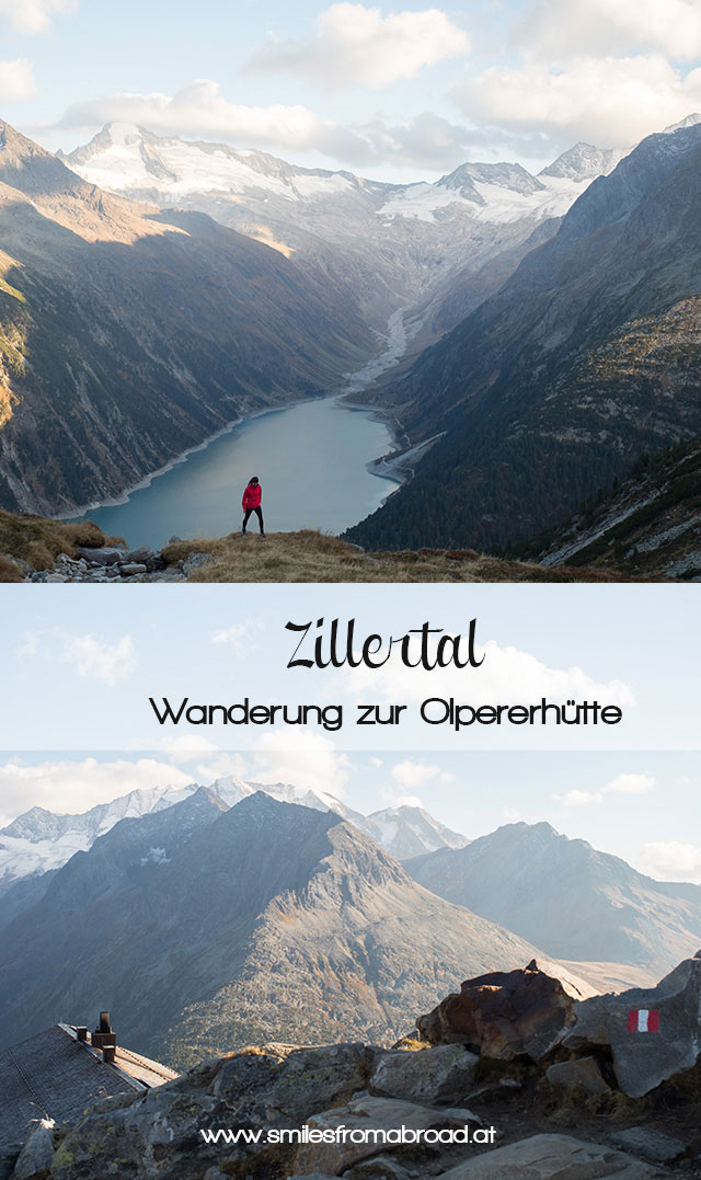 olpererhütte zillertal pinterest2 - (Deutsch) Wanderung zur Olpererhütte im Zillertal - Ein fantastischer Ausblick – Picture Diary