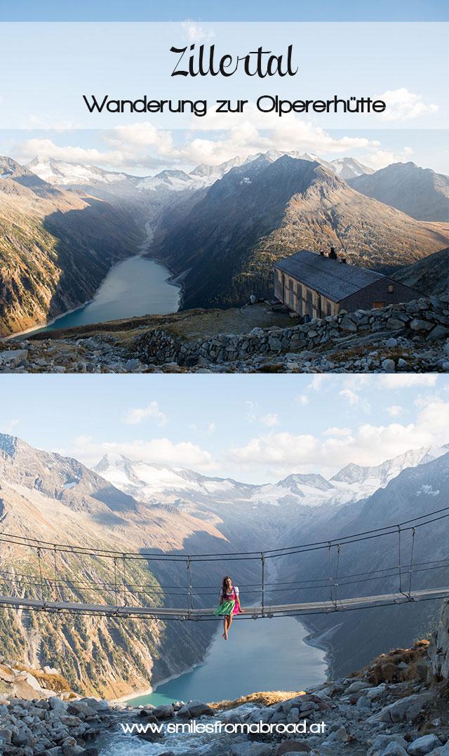 olpererhütte zillertal pinterest3 - (Deutsch) Wanderung zur Olpererhütte im Zillertal - Ein fantastischer Ausblick – Picture Diary