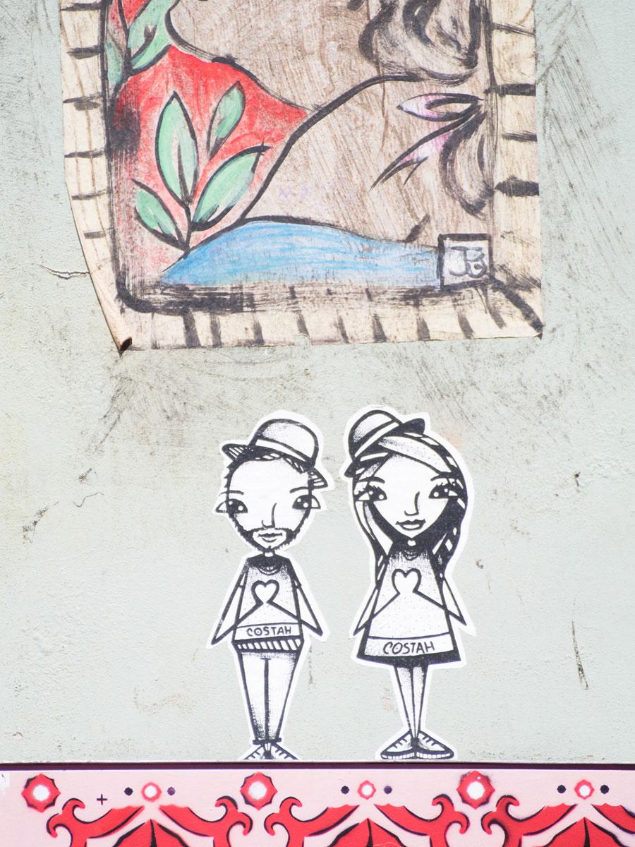 porto portugal graffiti - (Deutsch) Ein Tag in der Stadt Porto in Portugal