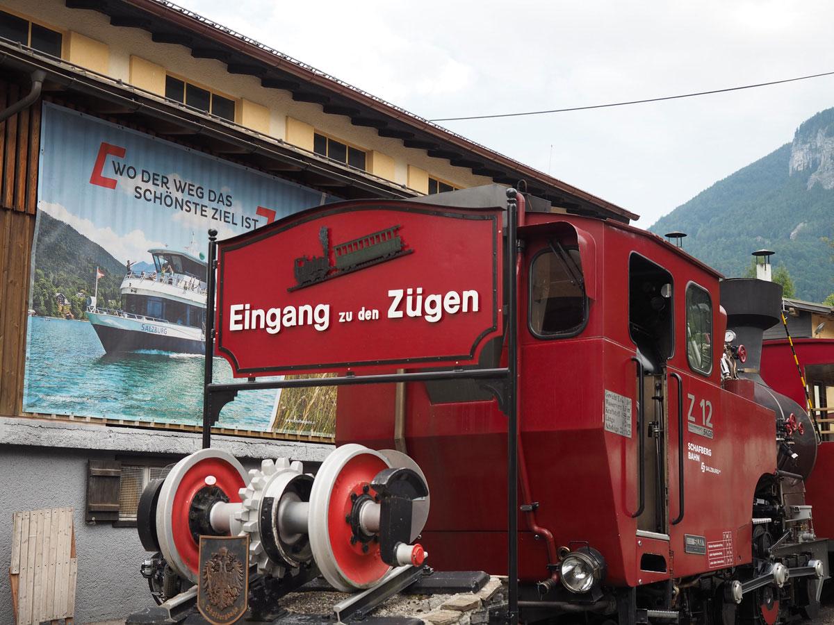 schafberg oberoesterreich salzburg schafbergbahn tagesausflug 1 - Ausflug auf den Schafberg im Salzkammergut mit der Schafbergbahn