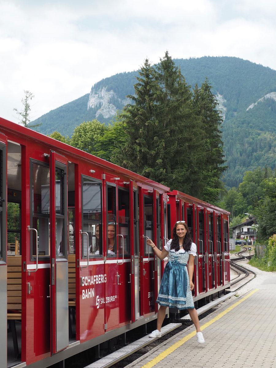 schafberg oberoesterreich salzburg schafbergbahn tagesausflug 13 - Ausflug auf den Schafberg im Salzkammergut mit der Schafbergbahn