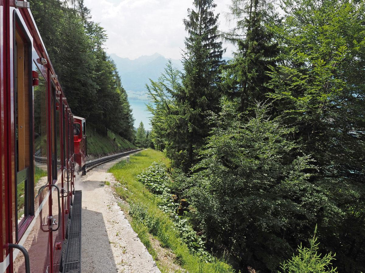schafberg oberoesterreich salzburg schafbergbahn tagesausflug 3 - Ausflug auf den Schafberg im Salzkammergut mit der Schafbergbahn