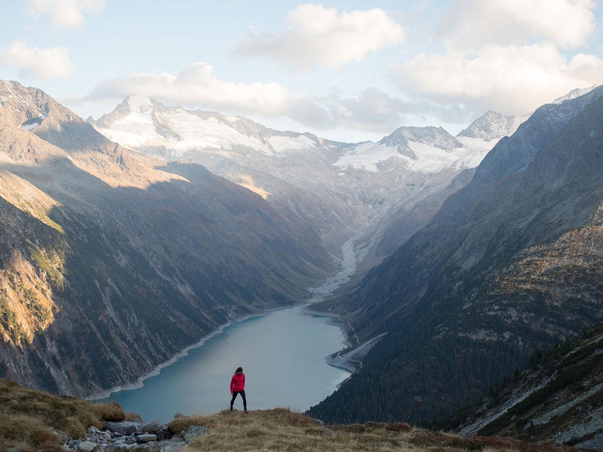 wandern olpererhuette zillertal tirol 22 - Immer im Urlaub? Wie man am besten die Zeit für Reisen plant