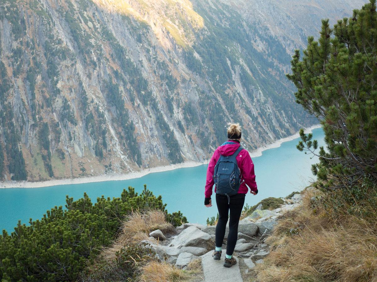wandern olpererhuette zillertal tirol 25 - (Deutsch) Wanderung zur Olpererhütte im Zillertal - Ein fantastischer Ausblick – Picture Diary