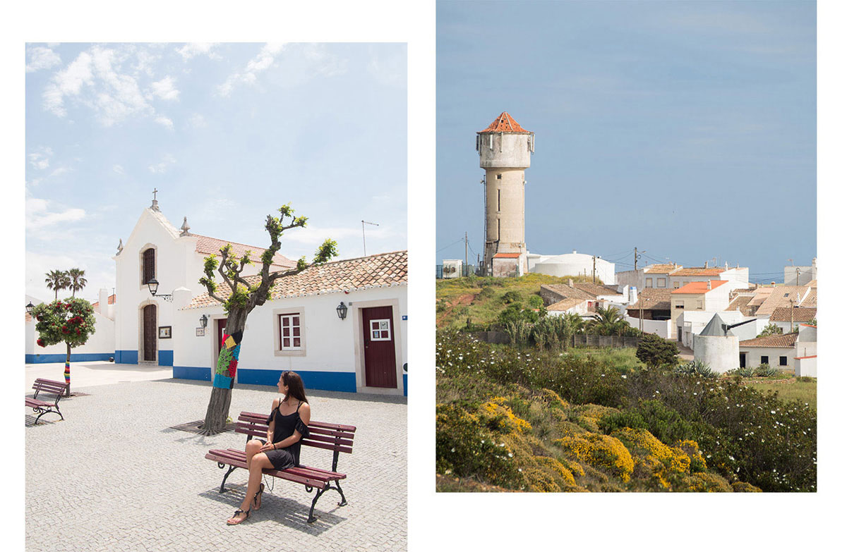 westkueste portugal - Portugal Rundreise mit dem Auto - Von Burgen über Klippen - Unsere Reiseroute