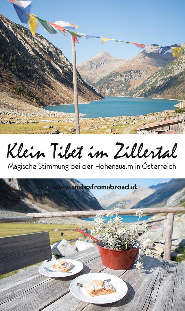 """kleintibet pinterest3 - Klein Tibet """"Hohenaualm"""" im Zillertal – Einfach ankommen und genießen"""