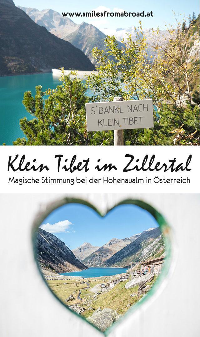 """kleintibet pinterest4 - Klein Tibet """"Hohenaualm"""" im Zillertal – Einfach ankommen und genießen"""