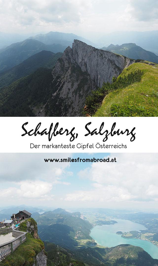 schafberg pinterest4 - Ausflug auf den Schafberg im Salzkammergut mit der Schafbergbahn