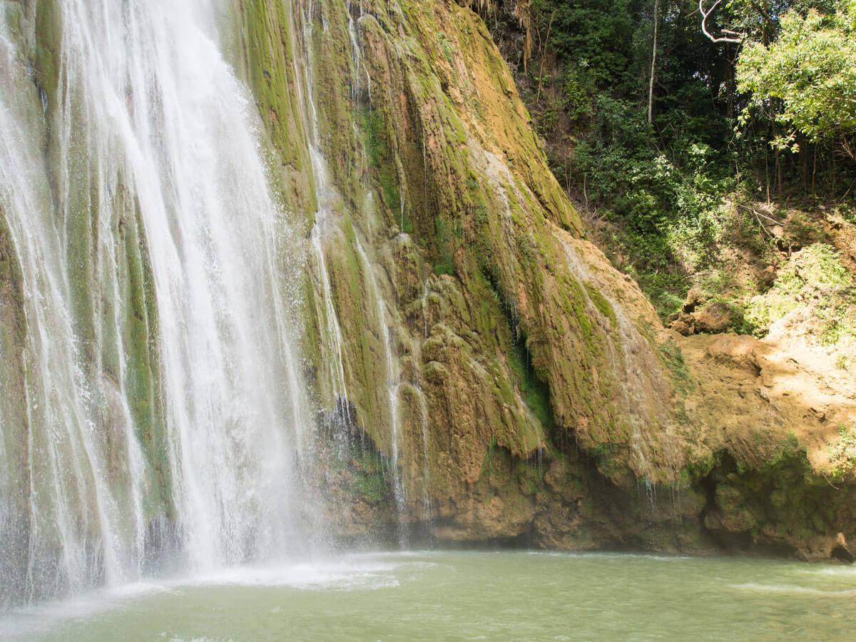 el limon wasserfall samana domrep 1 - Ausflugstipps & Sehenswertes auf der Halbinsel Samana in der dominikanischen Republik
