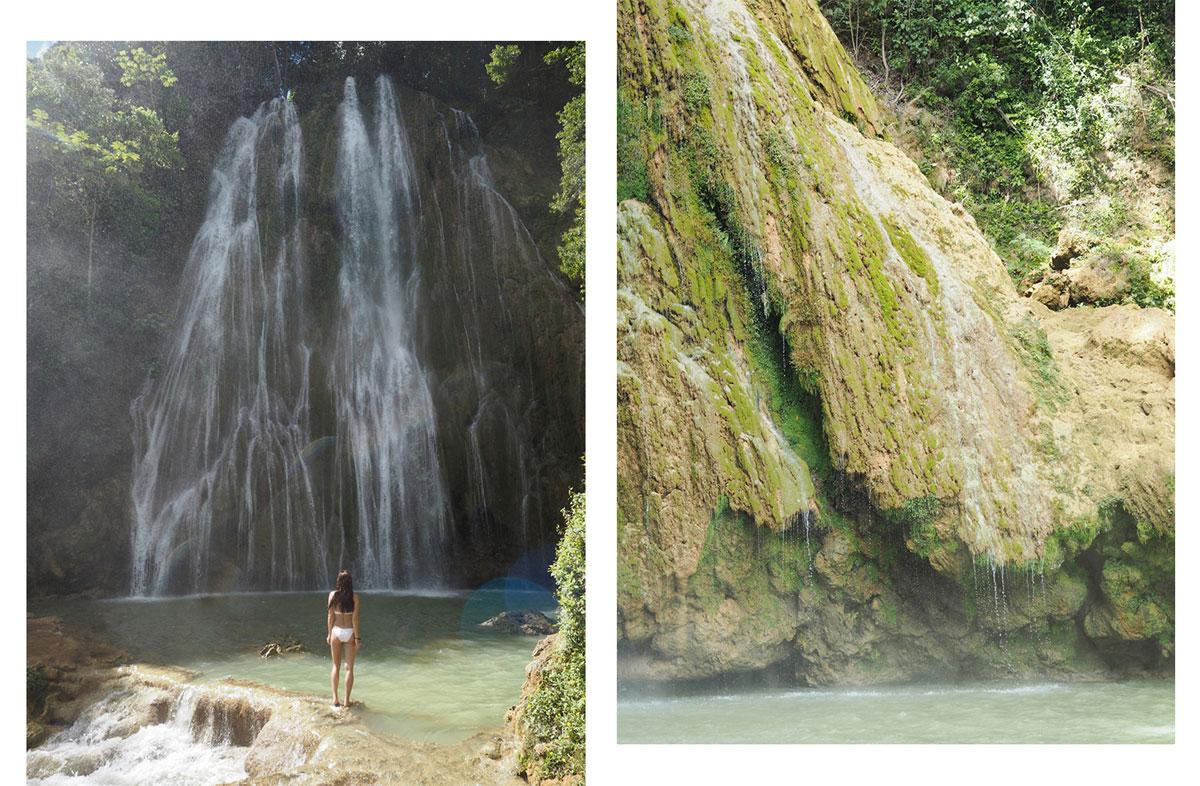 ellimon wasserfall samana dom rep - Ausflugstipps & Sehenswertes auf der Halbinsel Samana in der dominikanischen Republik