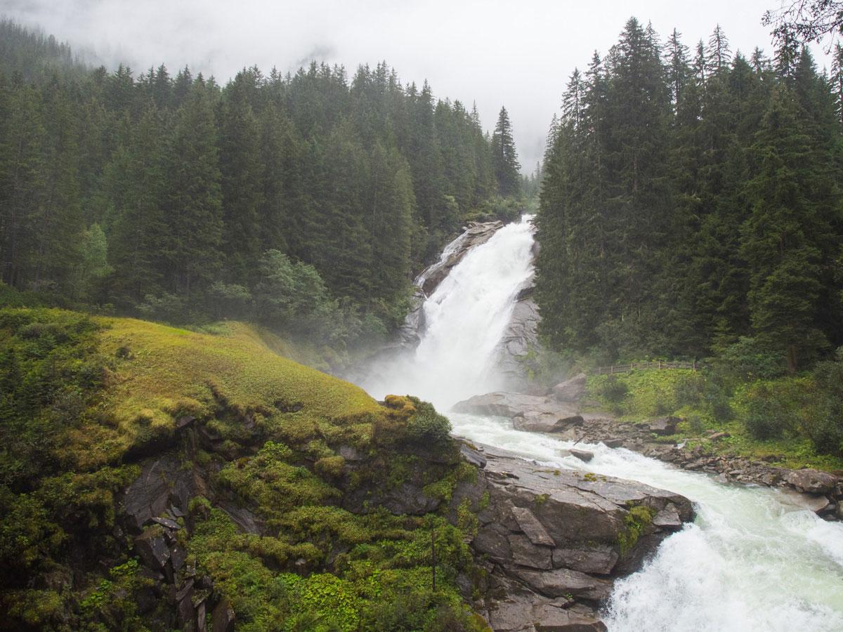 Krimmler Wasserfälle Österreich